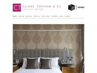 claretopham.com-logo