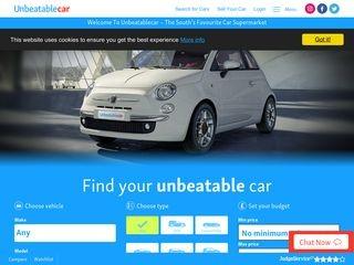 unbeatablecar.com-logo