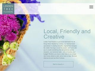 lindentree-flowers.co.uk-logo