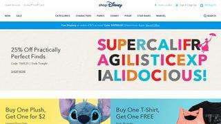 shopdisney.com