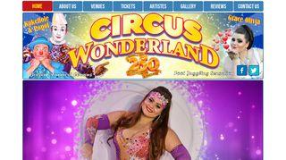 circuswonderland.com