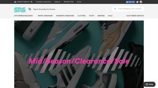 sneakersnstuff.com