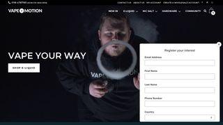 vapemotion.co.uk